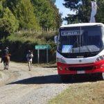 Sector El Nogal contará con mayor frecuencia de bus a San José gracias a subsidio de transporte.
