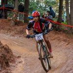 Ciclista sanjosina Yarela González se prepara para su actuación en los Panamericanos de Cali.